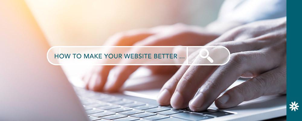 A Better Wordpress Website