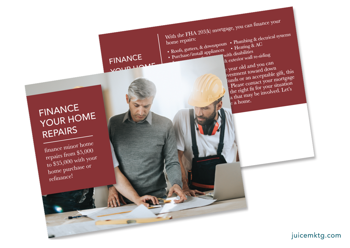 Finance Your Home Repairs