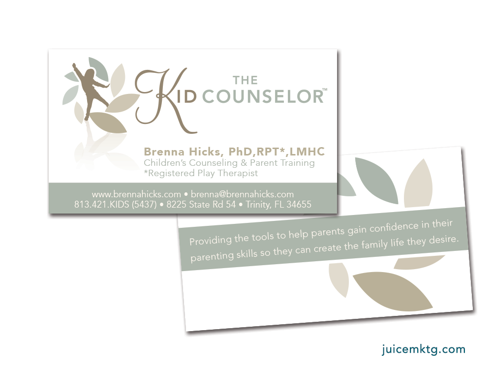 The Kid Counselor