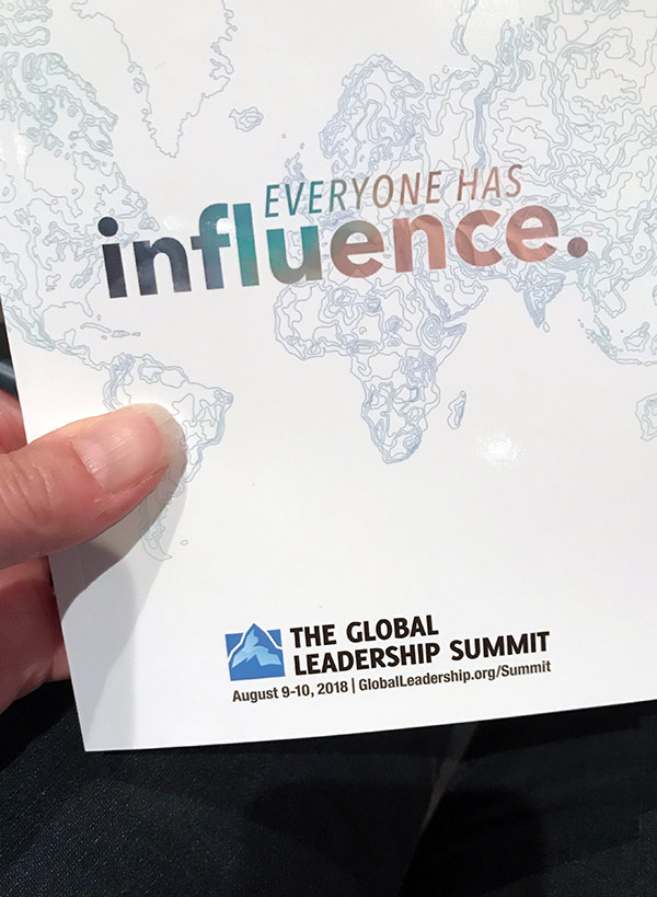 global leadership summit 2018