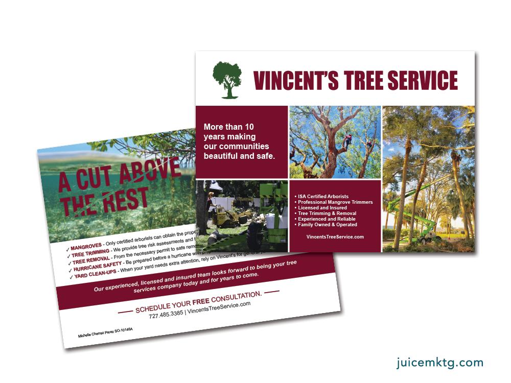 Vincent's Tree Service