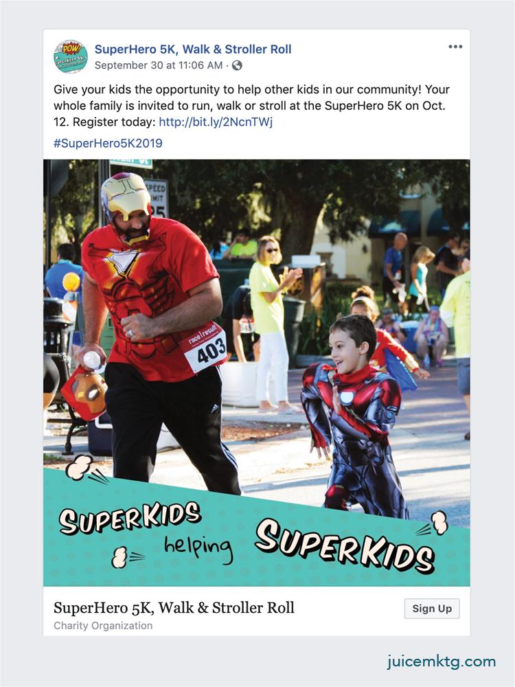 SuperHero 5k - 2